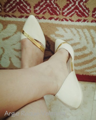 Shoes Is You Pointed Martina Flats