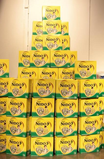 Nestle Nido 3+