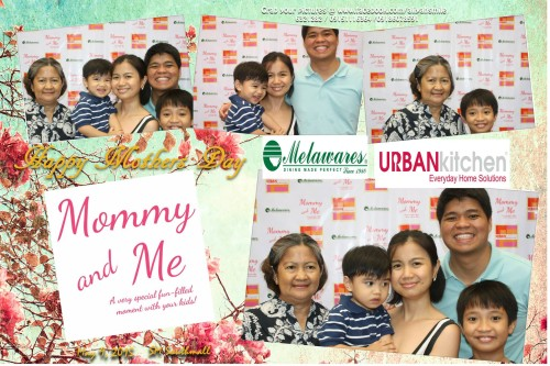 Mother's Day at the Melawares and Urban Kitchen event