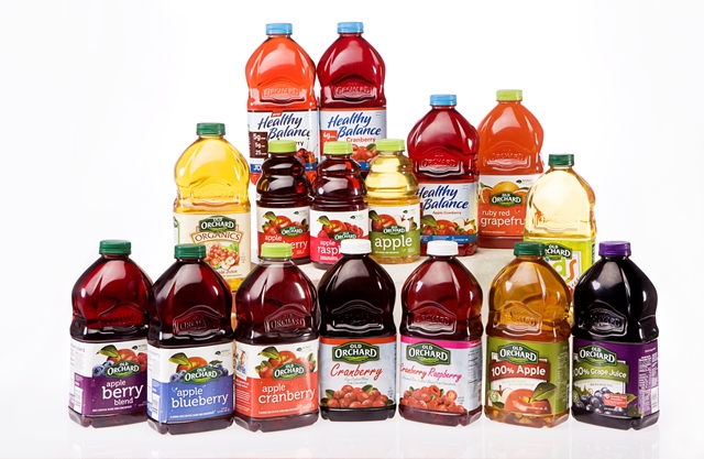 Old Orchard Fruit Juices
