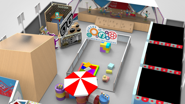 2. Inside Science Circus