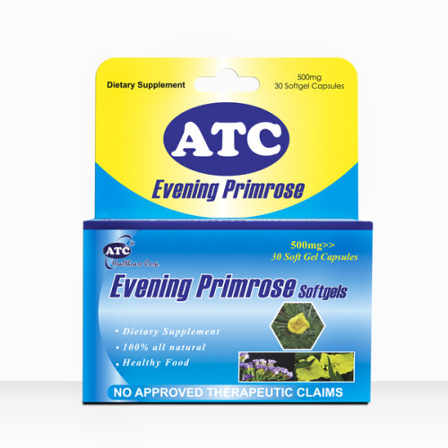 ATC Evening Primrose Softgel Capsules