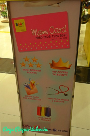 Baby Company - Mom Card