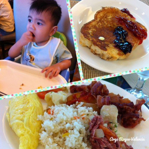 Buffet Breakfast at Cafe 8 Crimson Filinvest