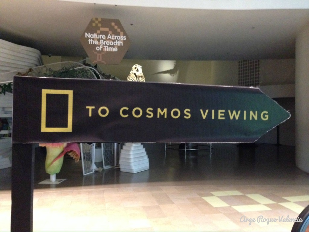 To Cosmos Viewing