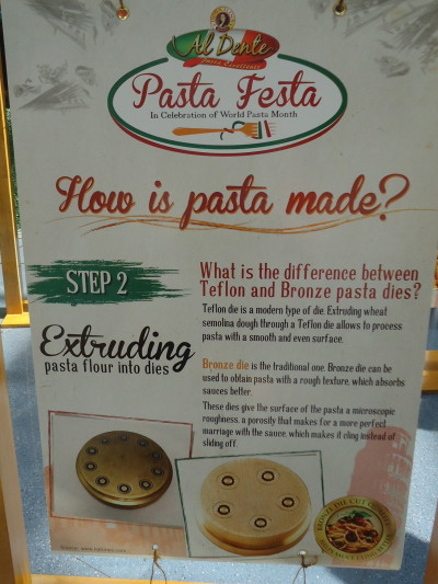 How is pasta made? Step 2