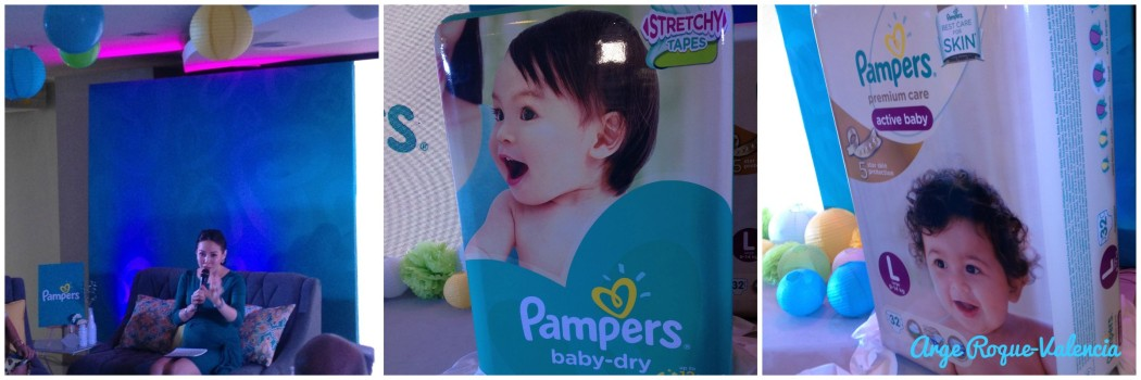 Firsts With Pampers