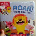 Roar! Went the Lion