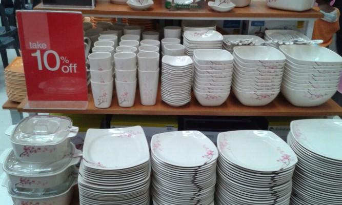 Classic tableware from Melawares