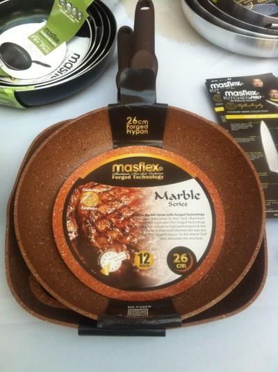 Masflex Marble Pan