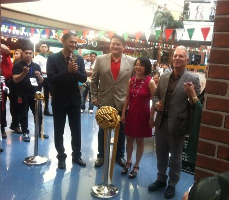 Al Dente Pasta Festa Ribbon-Cutting Ceremony