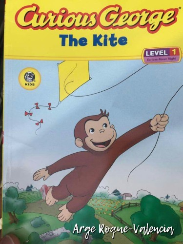 Curious George - The Kite