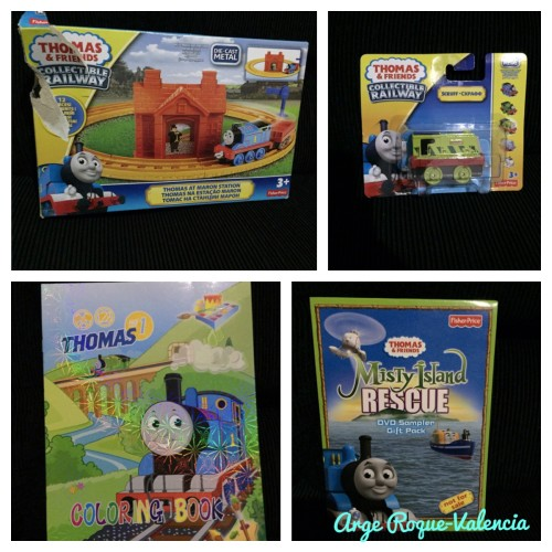 Thomas & Friends Loot Bag