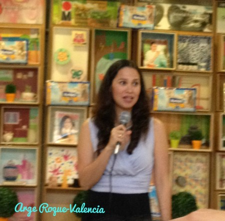 Maricel Laxa-Pangilinan, Editor-in-Chief for Celebrity Mom