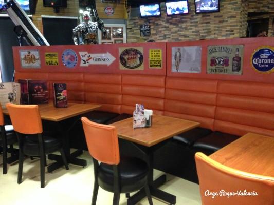 Movie Stars Cafe - Dining Area
