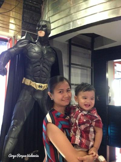 Movie Stars Cafe - Batman