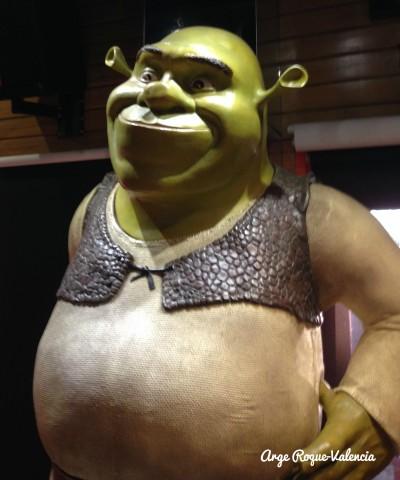 Movie Stars Cafe - Shrek