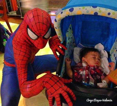 Movie Stars Cafe - Spiderman