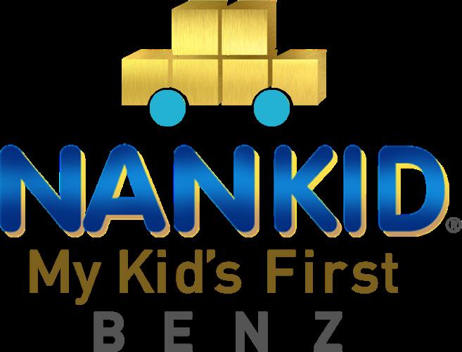 NANKID My Kid's First Benz Logo