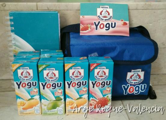 Nestle Bear Brand Yogu Milk Drink