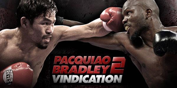 Pacquiao Bradley 2 Vindication