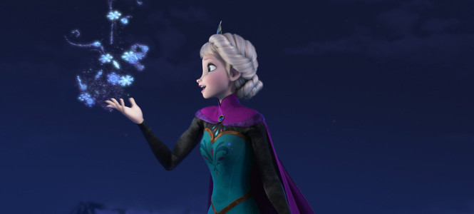 Photo grabbed from the Disney Frozen gallery