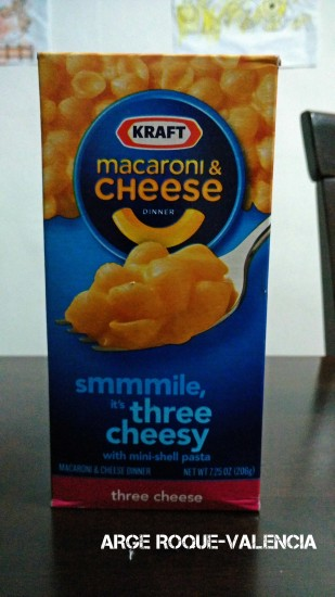 S&R_Kraft Macaroni and Cheese
