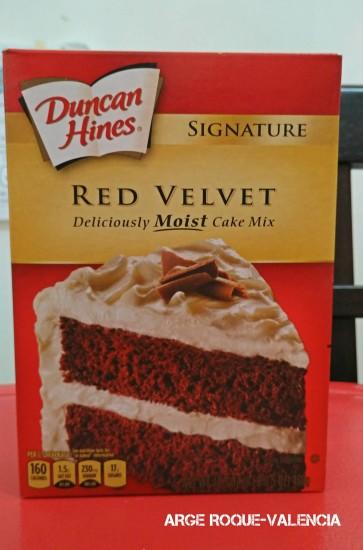 S&R_Red Velvet Cake