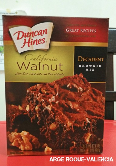 S&R_Walnut Brownies