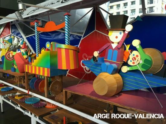 Science Circus - Automaton 2