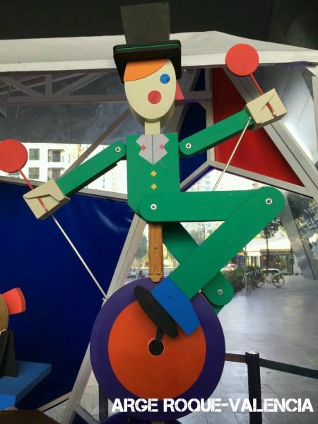 Science Circus - Automaton