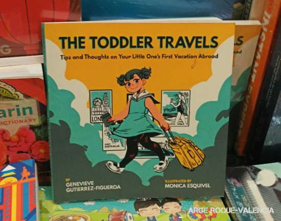 The Toddler Travels