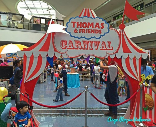 Thomas & Friends Carnival