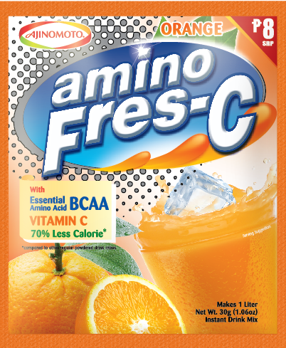 amino Fres-C ORANGE