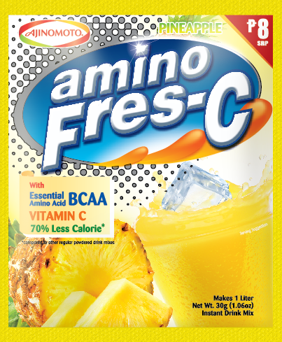 amino Fres-C PINEAPPLE
