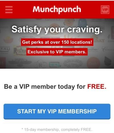 MunchPunch VIP