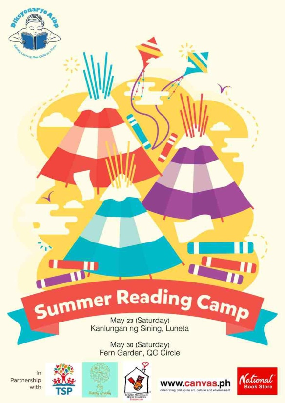 Summer Reading Camp 2015