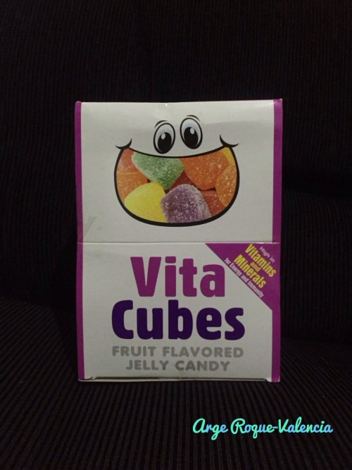 Vita Cubes Box of 10 packs