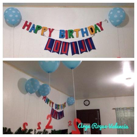 Louiji's Party Decor